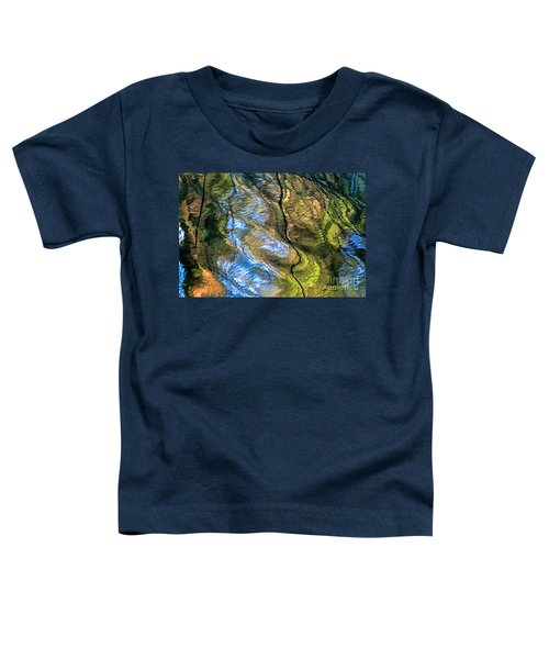 Abstract Of Nature Toddler T-Shirt