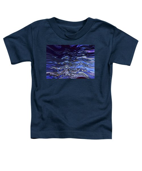 Abstract Reflections - Digital Art #2 Toddler T-Shirt