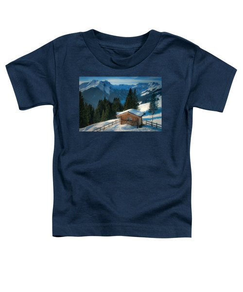Alpine View Toddler T-Shirt