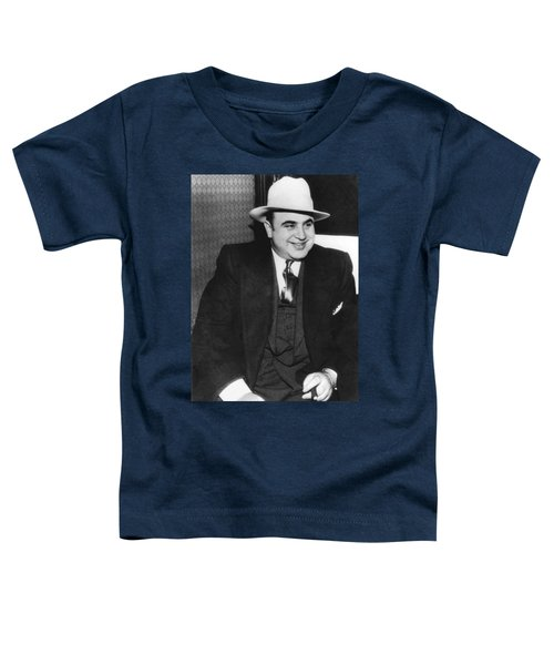American Gangster Al Capone Toddler T-Shirt