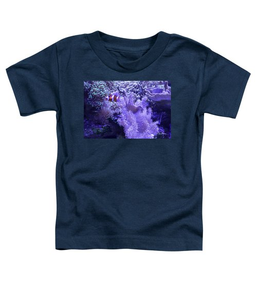 Anemone Starlight Toddler T-Shirt