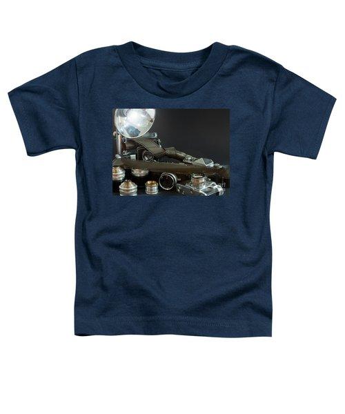 Antique Cameras Toddler T-Shirt