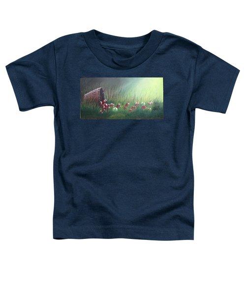 Apple Harvest Toddler T-Shirt
