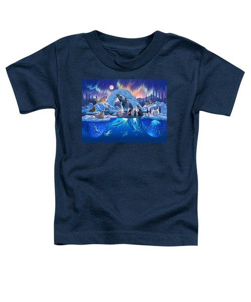 Arctic Harmony Toddler T-Shirt