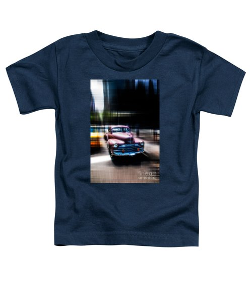 attracting curves III2 Toddler T-Shirt