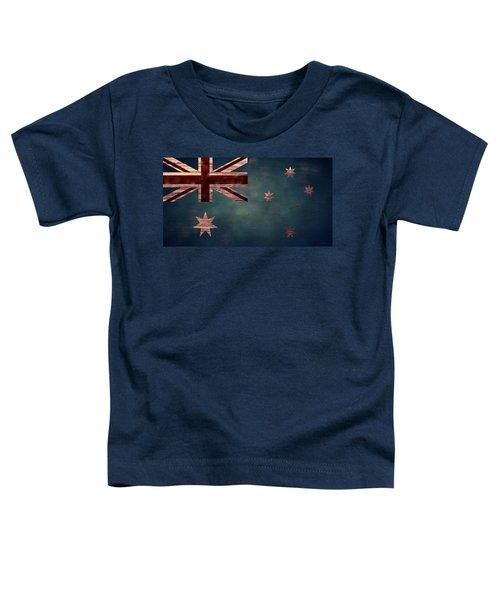 Australian Flag I Toddler T-Shirt