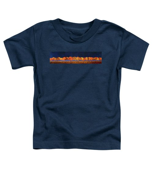 Autumn Trees Toddler T-Shirt