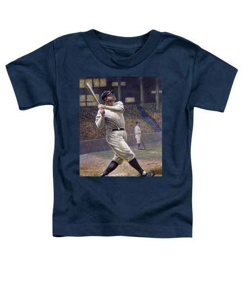 Babe Ruth Toddler T-Shirt