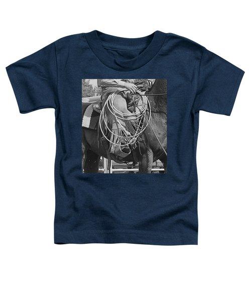 Backing Up Toddler T-Shirt
