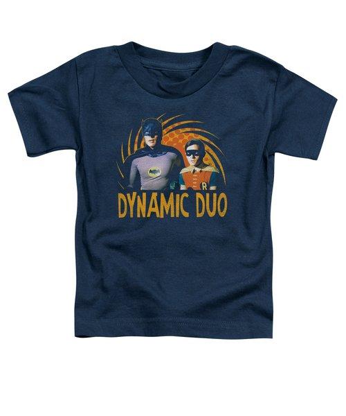 Batman Classic Tv - Dynamic Toddler T-Shirt