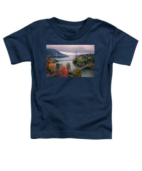 Bear Mountain Bridge Toddler T-Shirt