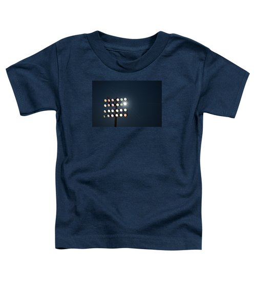 Beneath Friday Night Lights Toddler T-Shirt