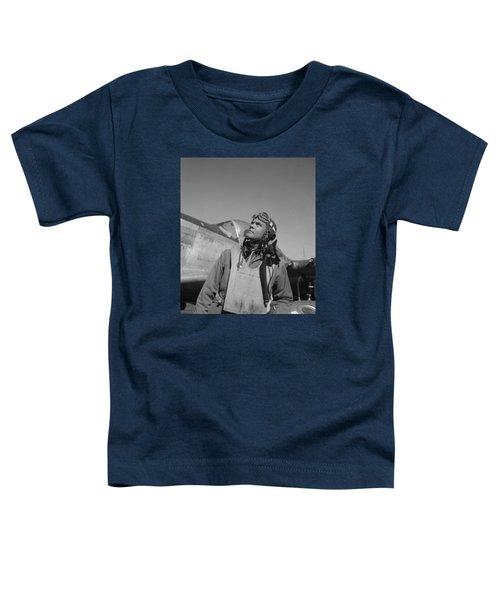 Benjamin Davis - Ww2 Tuskegee Airmen Toddler T-Shirt