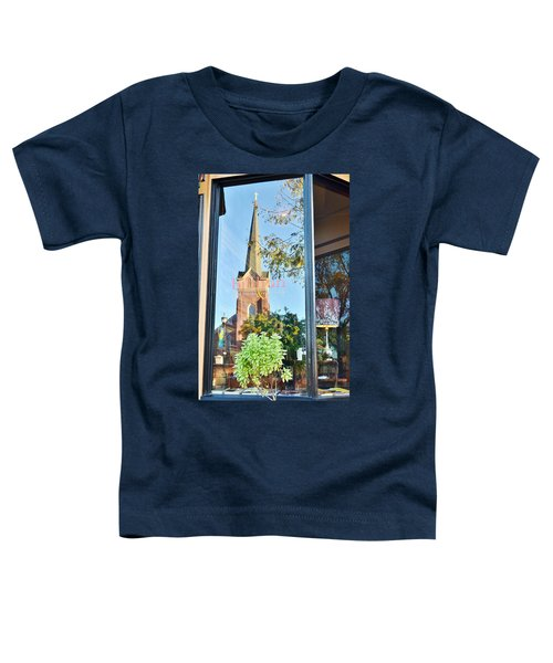 Biblion Used Books Reflections 3 - Lewes Delaware Toddler T-Shirt