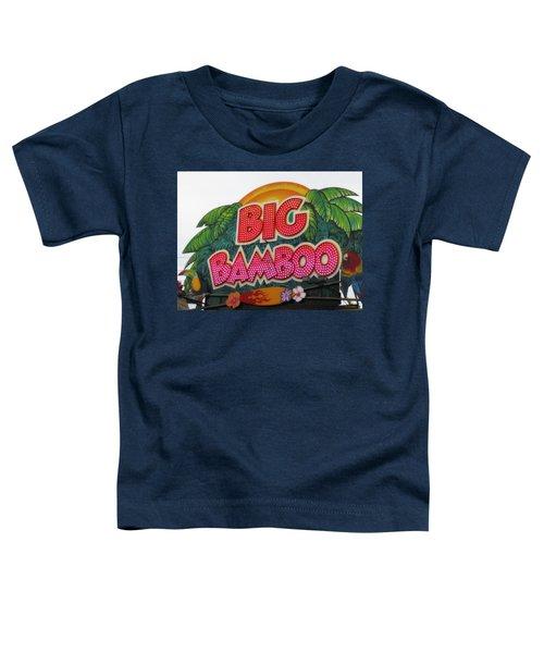 Big Bamboo Toddler T-Shirt