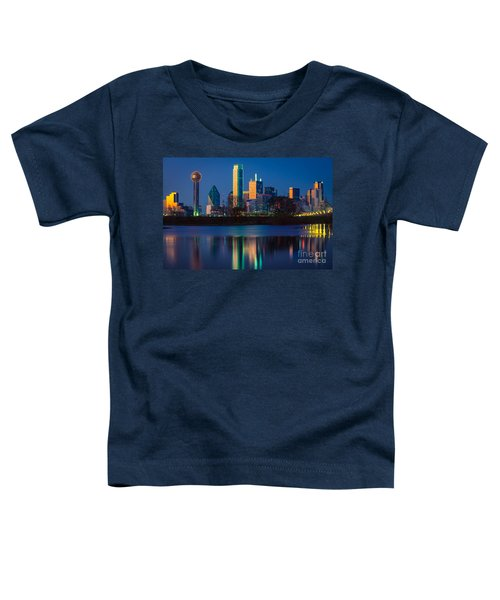 Big D Reflection Toddler T-Shirt