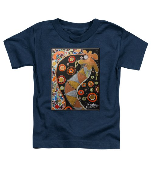 Biological Rhythms.. Toddler T-Shirt