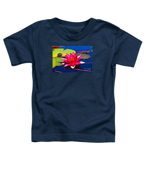 Blooming Lily Toddler T-Shirt