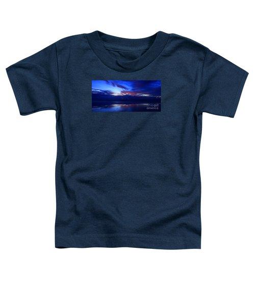 Deep Dawn Ponte Vedra Toddler T-Shirt