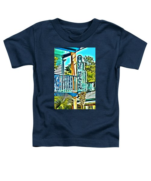 Blue Heaven In Key West - 1 Toddler T-Shirt