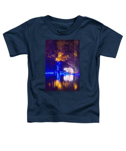 Blue River - Full Height Toddler T-Shirt