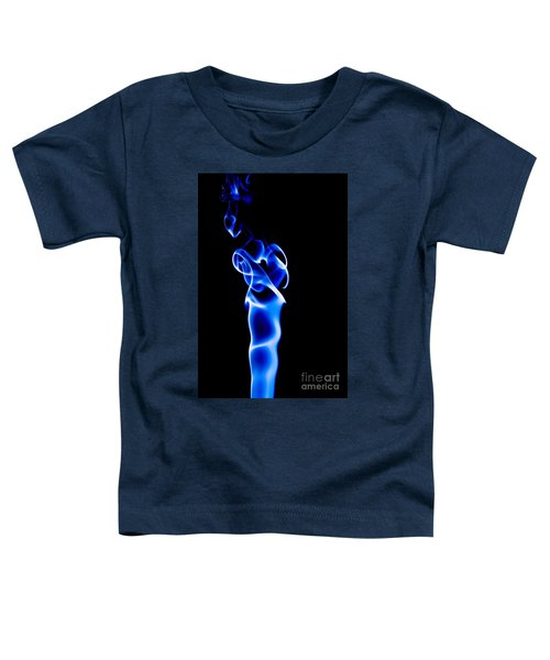 Blue Smoke Toddler T-Shirt