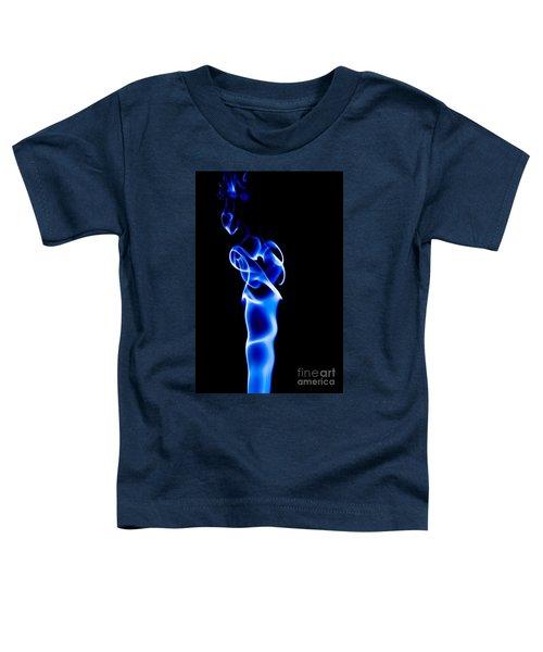 Blue Smoke Toddler T-Shirt