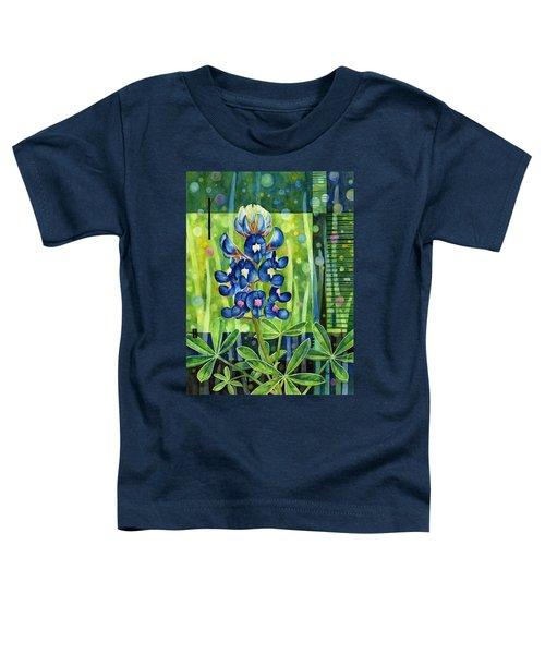 Blue Tapestry Toddler T-Shirt