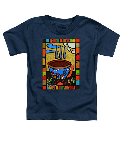 Cafe Criollo  Toddler T-Shirt
