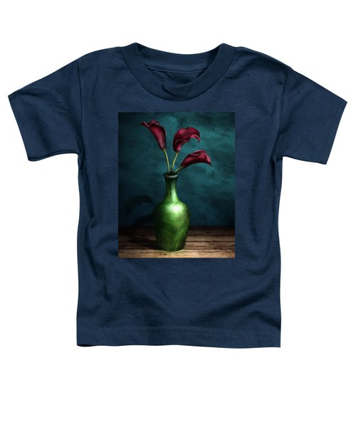 Calla Lilies I Toddler T-Shirt
