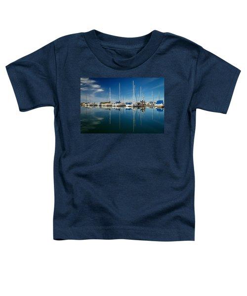 Calm Masts Toddler T-Shirt