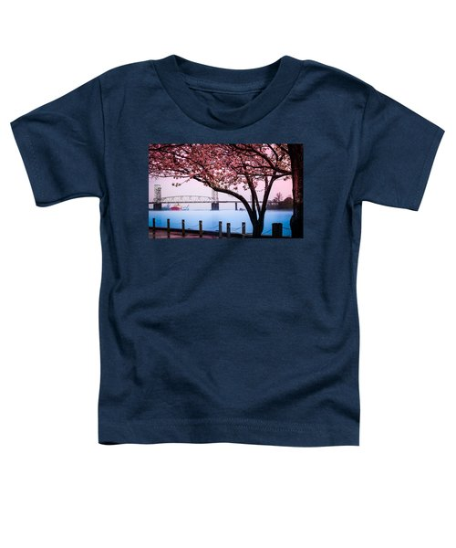 Cape Fear Of Wilmington Toddler T-Shirt