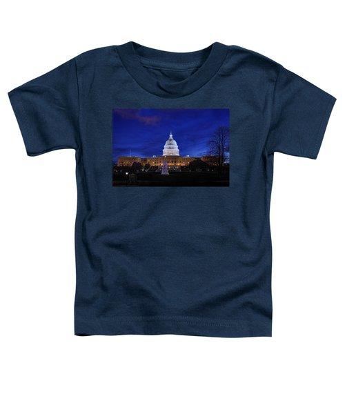 Capitol Christmas - 2013 Toddler T-Shirt