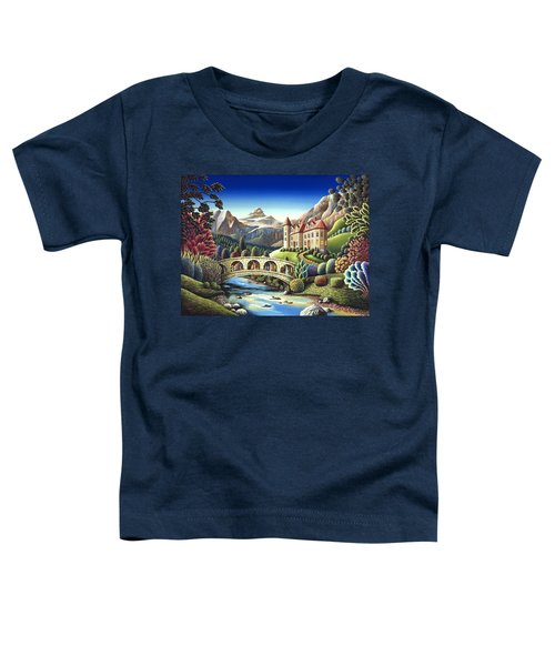 Castle Creek Toddler T-Shirt