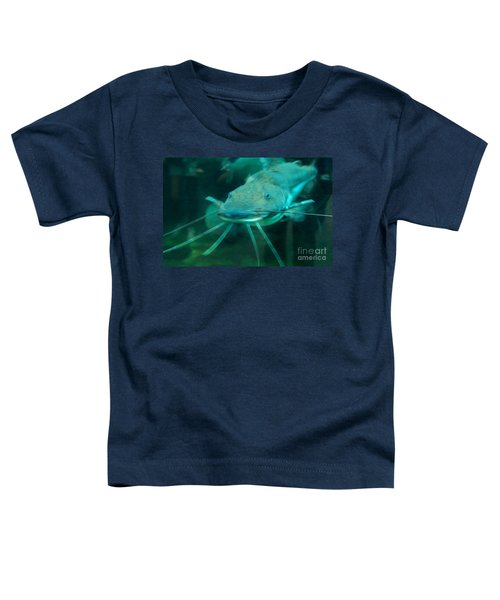 Catfish Billy Toddler T-Shirt
