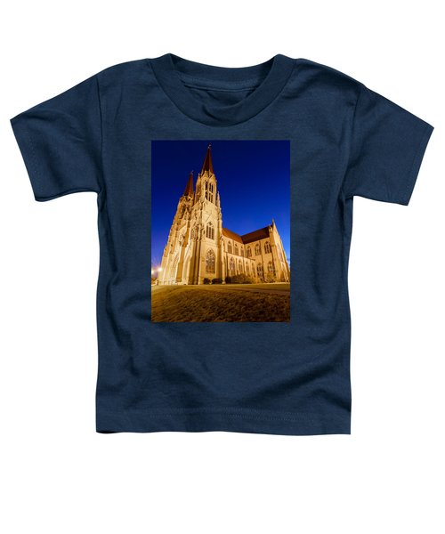 Morning At The Cathedral Of St Helena Toddler T-Shirt