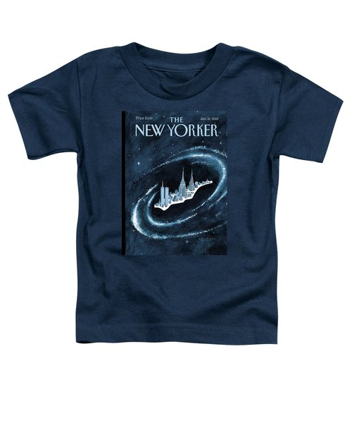 Center Of The Universe Toddler T-Shirt