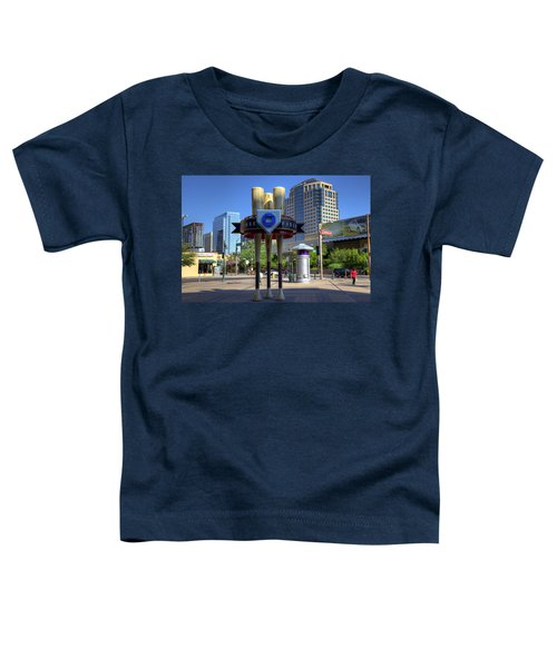 Chase Field Toddler T-Shirt