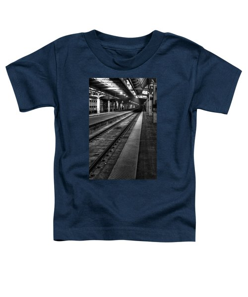 Chicago Union Station Toddler T-Shirt