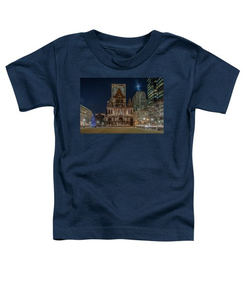 Christmas In Copley  Toddler T-Shirt