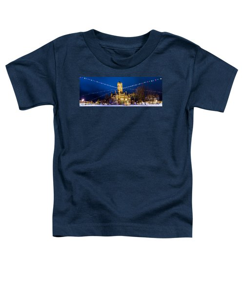 Christmas On The Square Toddler T-Shirt