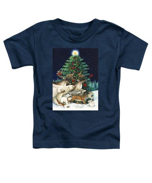 Christmas Parade Toddler T-Shirt