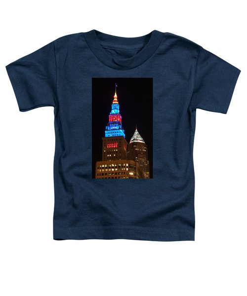 Cleveland Towers Toddler T-Shirt