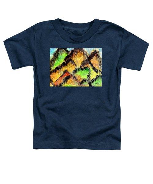 Climb Every Mountain Toddler T-Shirt