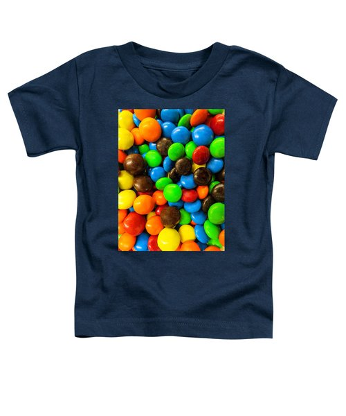 Colorful And Sweet Toddler T-Shirt