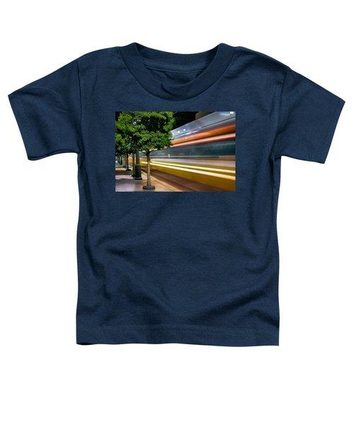 Dallas Commuter Train 052214 Toddler T-Shirt