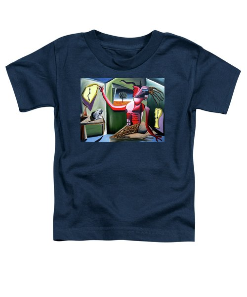 Contemplifluxuation Toddler T-Shirt