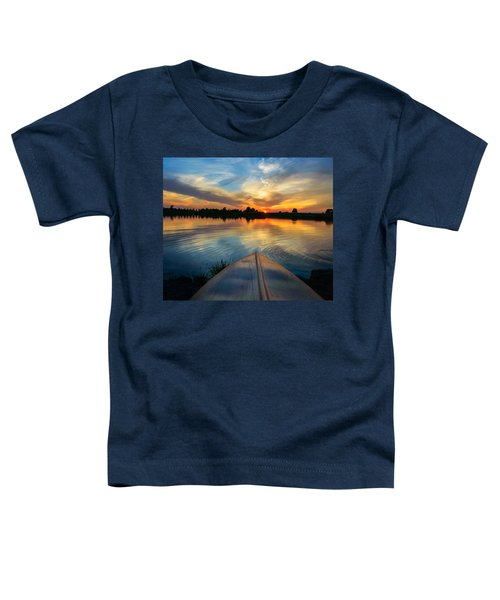 Cottage Country's Silhouette Toddler T-Shirt