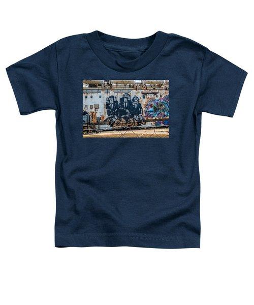 Council Of Monkeys 2 Toddler T-Shirt