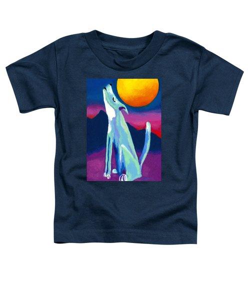Coyote Azul Toddler T-Shirt